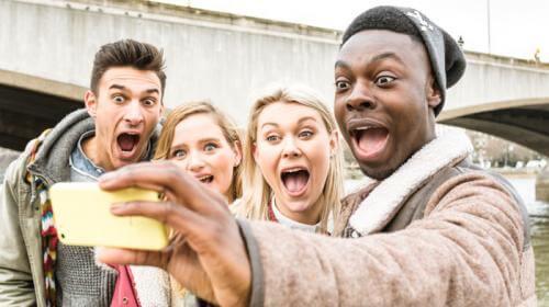 Dicas Para Tirar Uma Boa Selfie