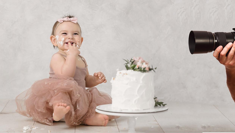 Smash the Cake: veja dicas imperdíveis para seu ensaio fotográfico